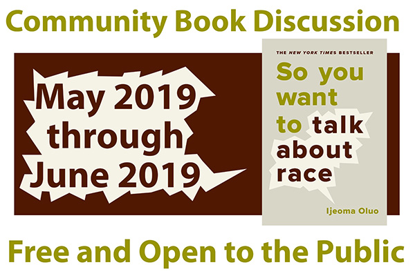 Community Book Discussion